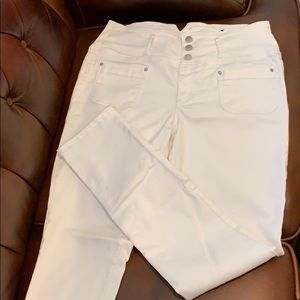 Almost Famous jeans size 13, inseam 31 stretch